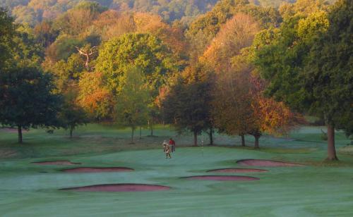 Anne Smith Trentham Golf Club