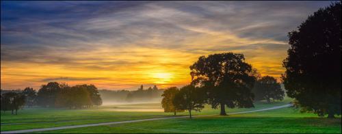 Philip Green Weston Park Sunset