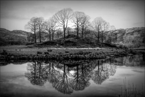 2nd Place = Elterwater by Dave Clarke