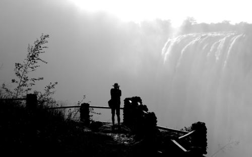 Filming the Falls