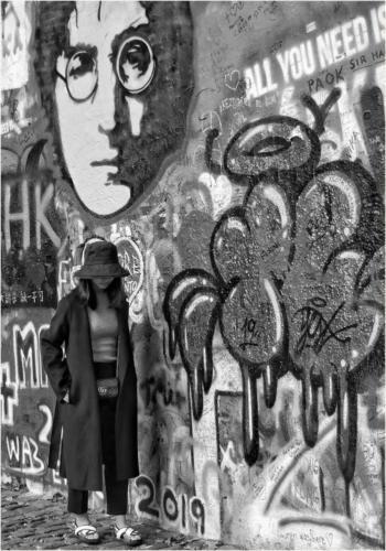Mourning John Lennon