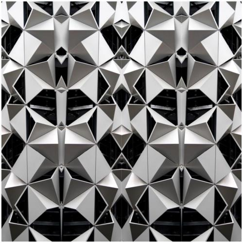 15 3rd Place Int Cheese Grater Car Park by Colin Macklin