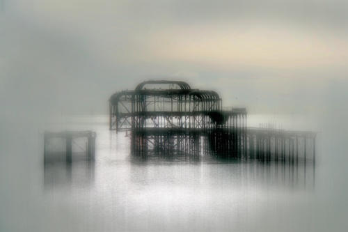 02 Advanced 2nd place The West Pier by Fran Hartshorne