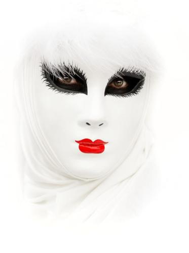 16 Intermediate HC Red Lips by Mike Padden