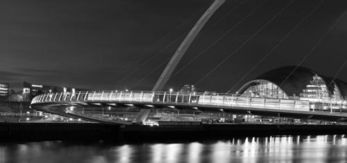 12 Intermediate 3rd Place Millennium Bridge by Ian Garnham