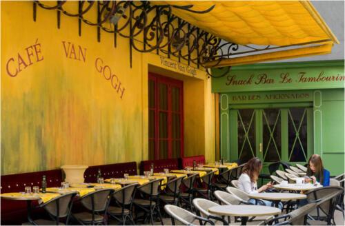 04 Adv 4th Place Cafe Van Goch by Maria Macklin
