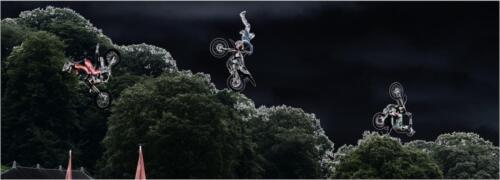 19  Int C Stunt Bikes by Brian Truslove