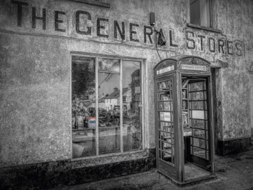 05 Adv 5th Place The General Store by Dave Clarke
