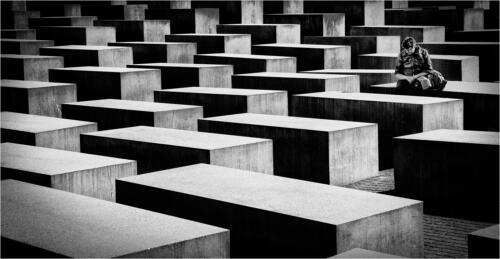 01 First Place Berlin Holocaust Memorial by Howard Broadbent