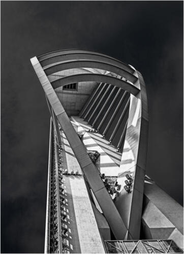 02 Second Place Spinnaker Tower by Howard Broadbent
