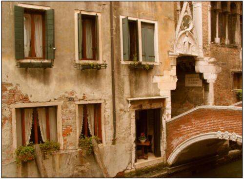 14 Int HC Pont de Venise by Brian Truslove