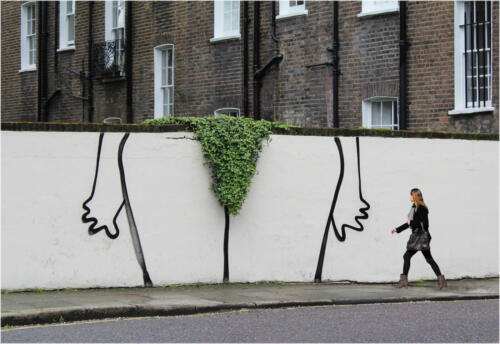 02 Adv 2nd Place Urban Graffiti by Edward Kosinski