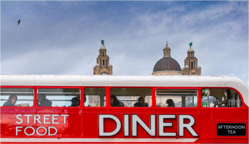 06 6th Place Skyline Diner by Richard Greswell