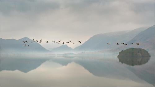 03 3rd Place Winter Flypast by Richard Greswell