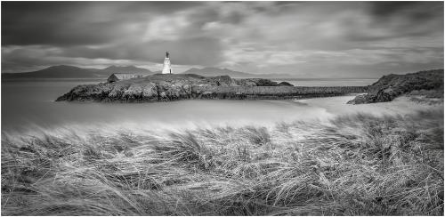02. Second Place Strong Winds at Ynys Llanddwynn by Richard Greswell