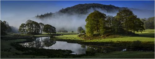 11. C. Mist on High Colwith by Dennis Webster