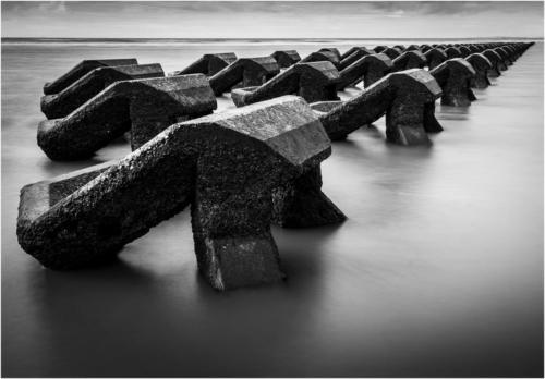 08 Sea Defences by Alan Fowler