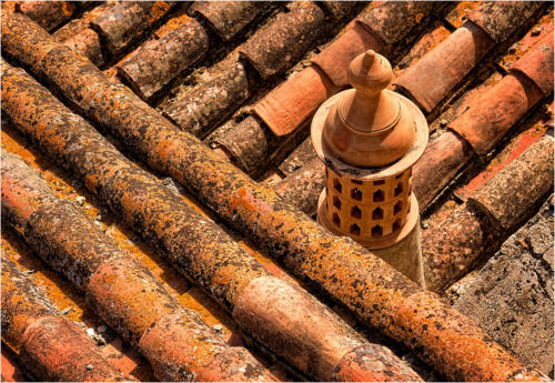 05 Advanced 5th Place Terracotta Rooftop by Edward Kosinski