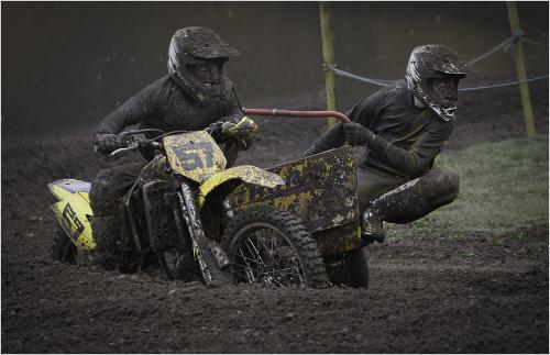 Racing in the Rain by Howard Broadbent