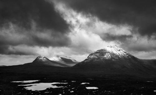 Rough Weather in Torridon