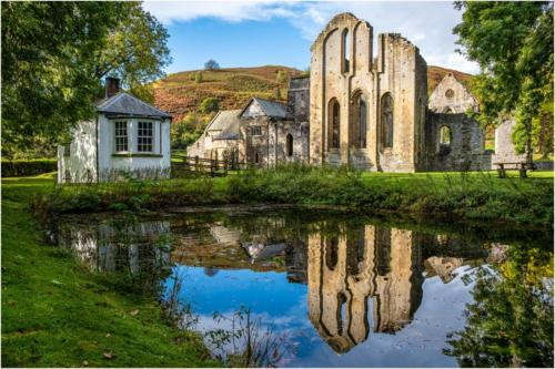 Vale Crucis Abbey