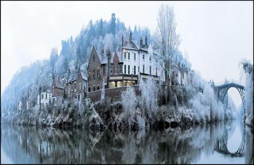 Winter Wharfage