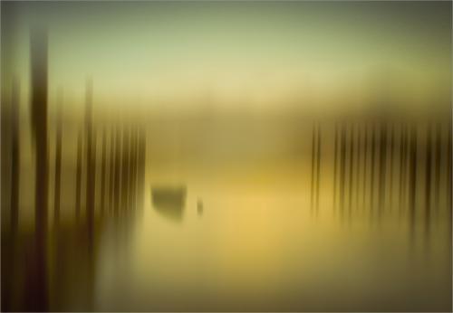 Adv 4th Calm Waters by Hugh Stanton