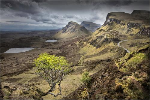 Adv 3rd The Quiraing by Richard Greswell