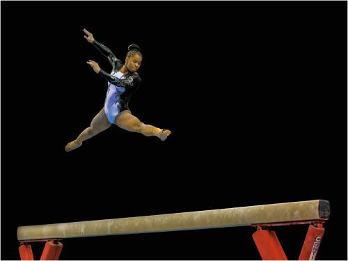 13 The Leap; Dave Shrubb
