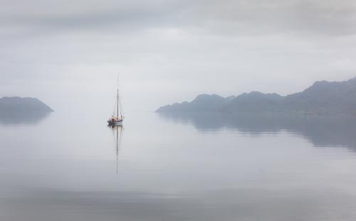 Sea Loch; Richard Greswell